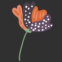 Flower illustration.