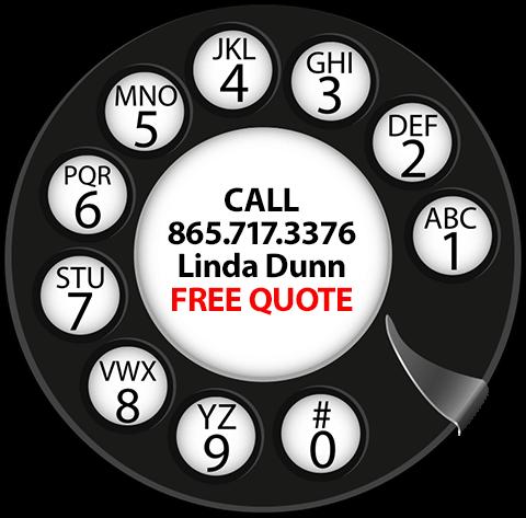 Telephone dial.